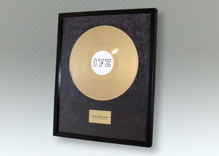 ITZ Kunden-Award Gold