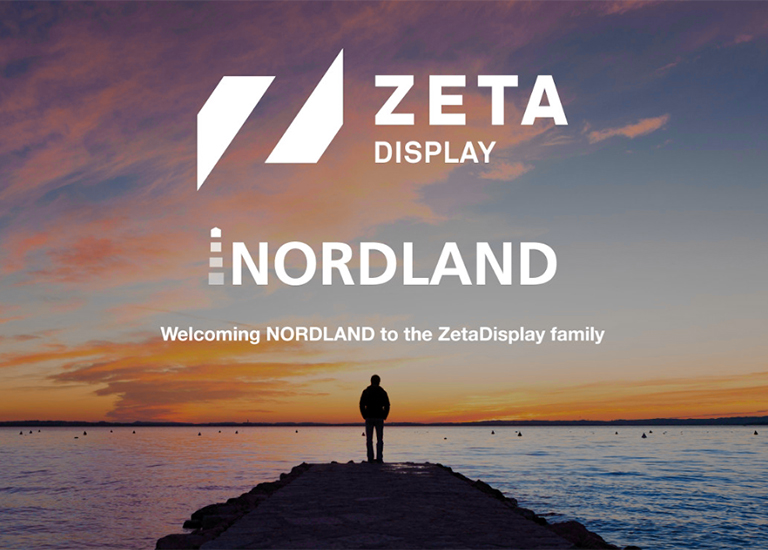 NORDLAND SYSTEMS GmbH -ZETA DISPLAY